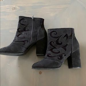 New! Avenue Cloud Walkers Broome Boots black 10